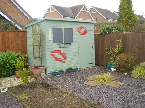 how to get out of a shed rut the hip horticulturist - Get Shed Of