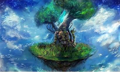 Miyazaki Wallpapers Hayao Ghibli Away Spirited Sky