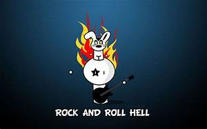 1280x800 Rock and Roll Hell wallpaper, music and dance ...