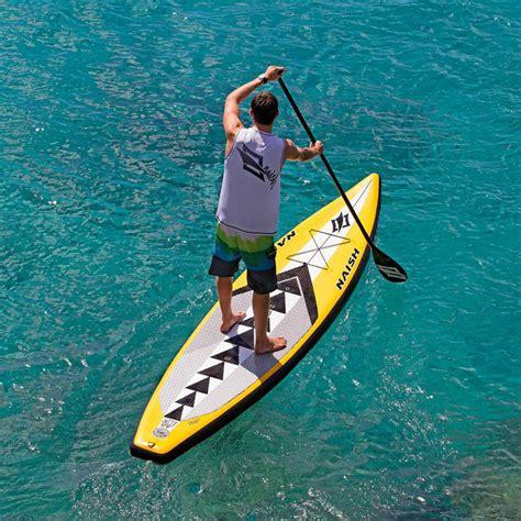 Naish SUP Paddleboard Review 2015 - The House