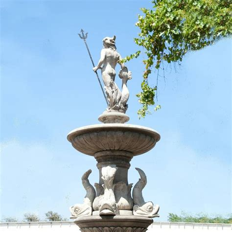 early 19th century garden neptune for sale at 1stdibs