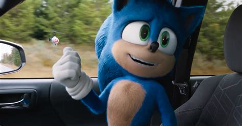 sonic  hedgehog trailer reveals speedsters