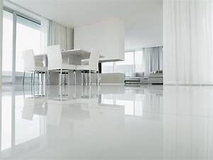 Modern concept modern white floor for Modern white floor tile