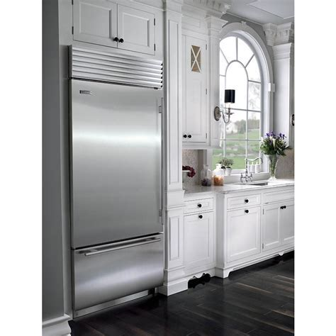 "Subzero BI 36U/S/TH 36"" Stainless Steel Built In Over and"