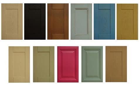 couleur de porte d armoire de cuisine rénovation cuisine 37 idées armoires et photos avant après