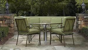 Sears: Garden Oasis Shoal Creek 5pc Dining Set $161.99 ...