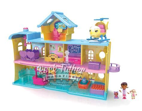 Just Play Doc McStuffins Toy Hospital Playset   Bestter