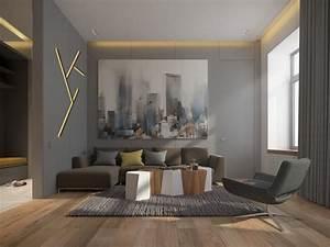 couleur gris taupe bois massif et deco geometrique With couleur peinture taupe clair 12 peinture gris anthracite et gris perle deux couleurs deco