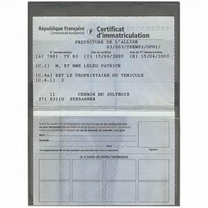 Carte Grise Belge En Carte Grise Francaise : porte carte grise made in france cotwa36a objets publicitaires pour automobiles fabriqu s en ~ Gottalentnigeria.com Avis de Voitures