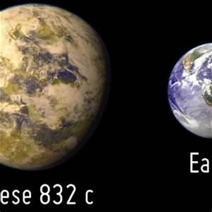 「グリーゼ832c」 ― 地球とソックリ、四季豊かな巨大惑星が発見される