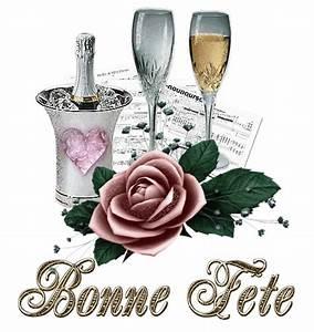 Image Champagne Anniversaire : bonne fete ~ Medecine-chirurgie-esthetiques.com Avis de Voitures