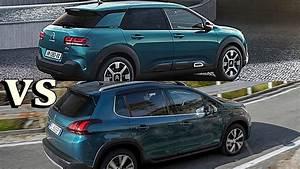 Peugeot 2008 2018 : 2018 citroen c4 cactus vs 2018 peugeot 2008 crossway youtube ~ Medecine-chirurgie-esthetiques.com Avis de Voitures