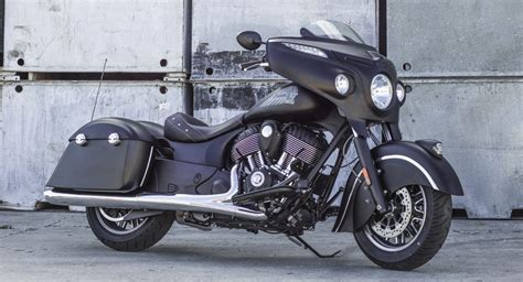 Indian Chieftain Image by 2016 Indian Chieftain No More Chrome