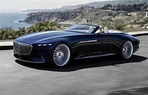 Mercedes 6 6 : mercedes maybach vision 6 cabriolet comme un bateau en mieux luxe et concept ~ Medecine-chirurgie-esthetiques.com Avis de Voitures