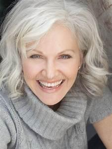 60 Gorgeous Grey Hair Styles Medium Wavy Hairstyles For