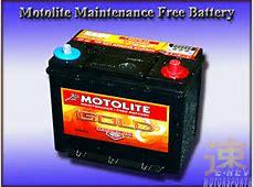 Motolite Maintenance Free Battery For Sale MCF Marketplace