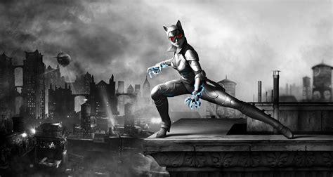 wallpaper catwoman  games