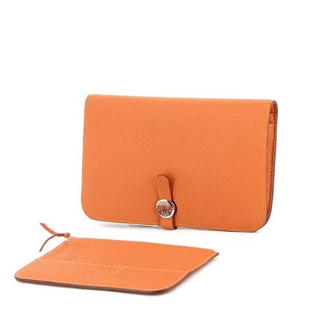 hermes dogon small leather goods  collector square
