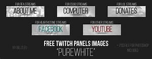 Twitch Panels Images For Free By BELZI99 On DeviantArt