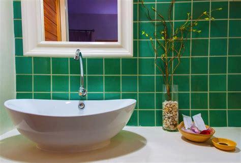 cuisine verte anis salle de bains verte 125 idées pour vous convaincre