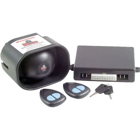 Gts Volt Backup Battery Car Alarm With Point