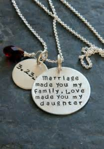 wedding gifts for stepchildren gift for in marriage made you my family gift