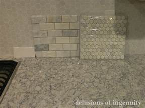 White Subway Tile Backsplash Home Depot by Delusions Of Ingenuity Liar Liar My Pants Are A Blazing