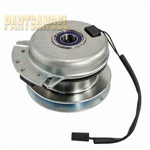 Electric Pto Clutch For Cub Cadet Mtd Lt1042 Lawn Mower