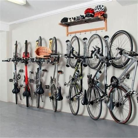 Garage Organization Ideas For Bikes by Diy Garage Bike Storage Search Garage En 2019