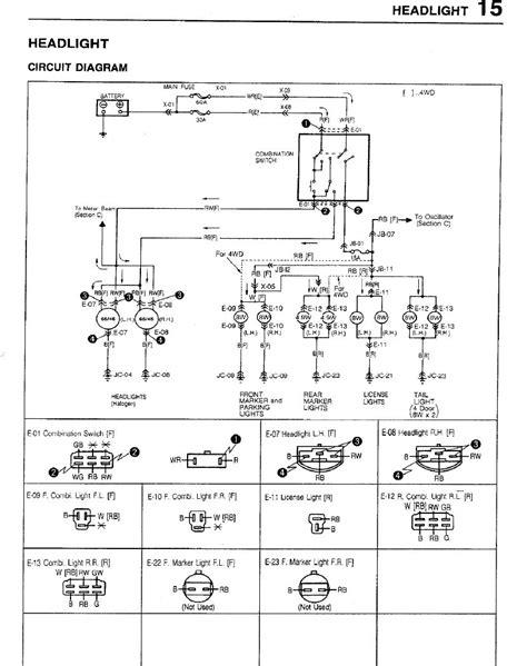 mazda 323 central locking wiring diagram wiring library