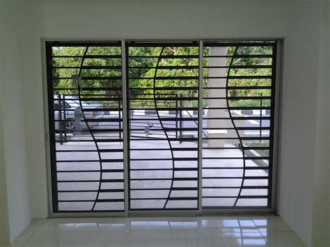 Bedroom Window Grill by Curvy Window Grill Fence Home Stairs Gates