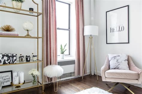 Apartment Rooms : Living Room Tour-living Room Transformation-nyc