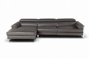 The most popular modern sectional sofas with chaise 78 in for Armless sectional sofa chaise