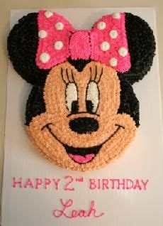 minnie mouse pull  cake minnie mouse kids