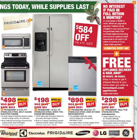 Black Friday 2013 Home Depot Preblack Friday Sale  Buyvia