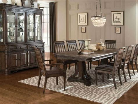 style rustic dining table chairs dining room furniture ebay