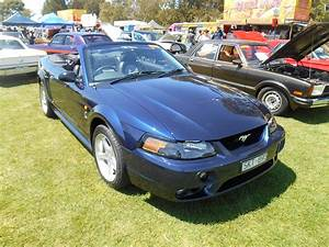 2002 Ford Mustang Cobra Convertible | On display was this ra… | Flickr