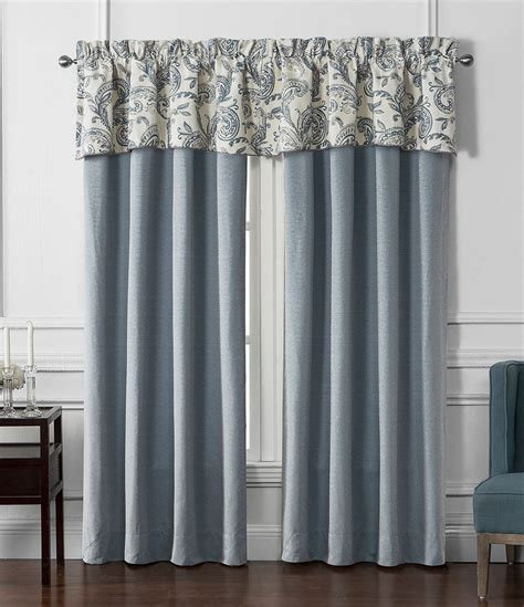 Waterford Drapes - waterford florence window treatments dillard s