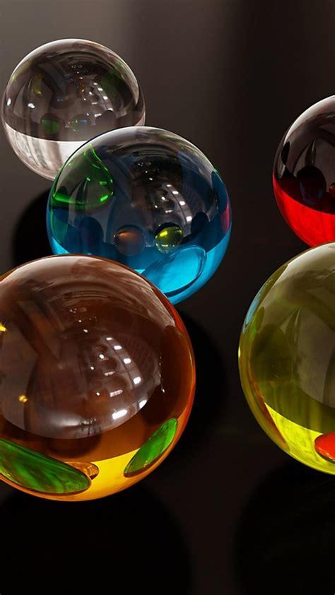 Windows 10 Abstract Wallpaper Abstract Spheres Wallpaper 32977