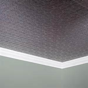 fasade ceiling tile 2x4 direct apply traditional 1 in