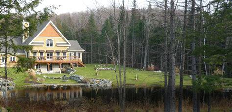 chalet a vendre en estrie bord de l eau terrain 224 vendre au bord de l eau en estrie domaine mont orford
