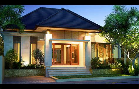 gambar desain rumah konsep desain rumah idaman type