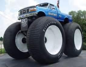 Biggest Bigfoot Monster Truck