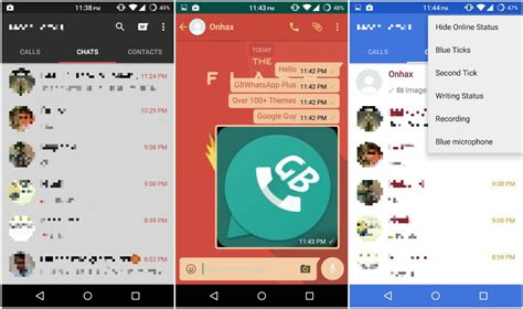 gbwhatsapp v6 70 best whatsapp mod apk is here tripple