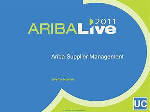 ariba supplier management With ariba supplier network invoicing
