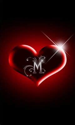 Love Letter M  Free Wallpaper Download  Mobcup Ideas