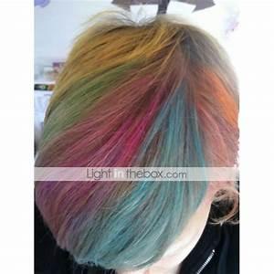 Couleur Cheveux Pastel : 64 couleurs de cheveux couleur pastel de la craie avis ~ Melissatoandfro.com Idées de Décoration