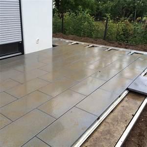 Keramik Terrassenplatten Verlegen : profilsystem ~ Whattoseeinmadrid.com Haus und Dekorationen