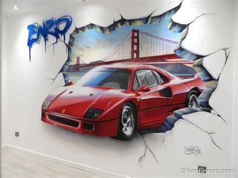 chambre complete mickey déco graffiti pour chambres d 39 enfants deco