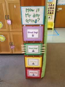 Preschool Behavior Clip Chart
